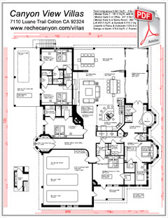 PDF floorplan of the 1st floor